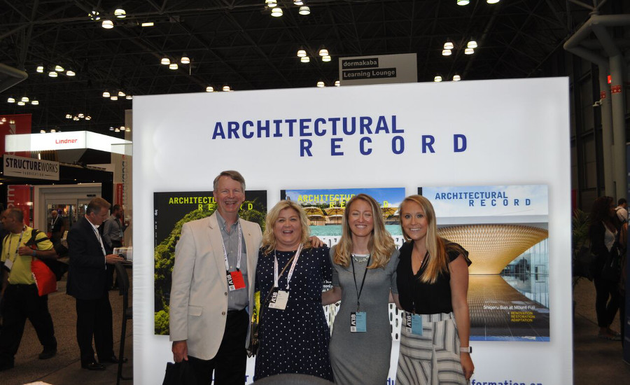 AIA Conference on Architecture 2018 in New York City