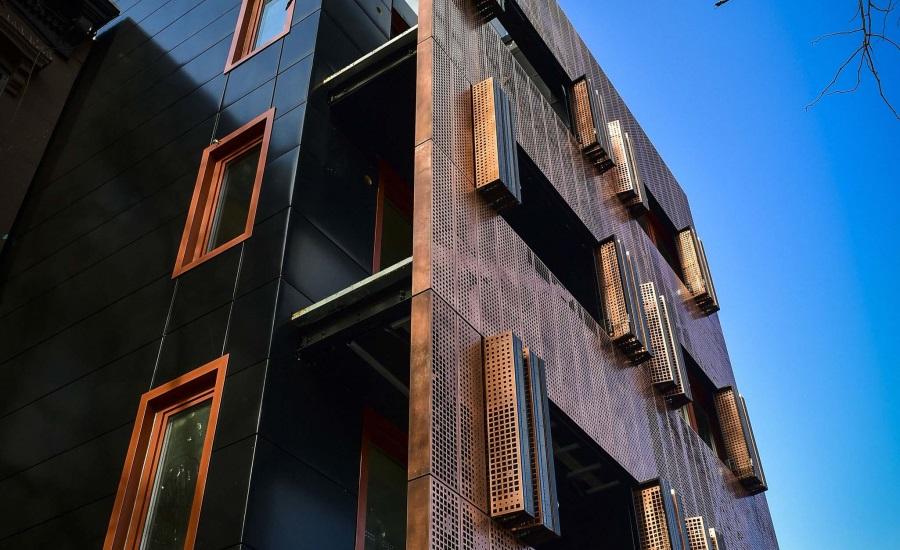 Copper Inspires Award Winning Architectural Designs 2016