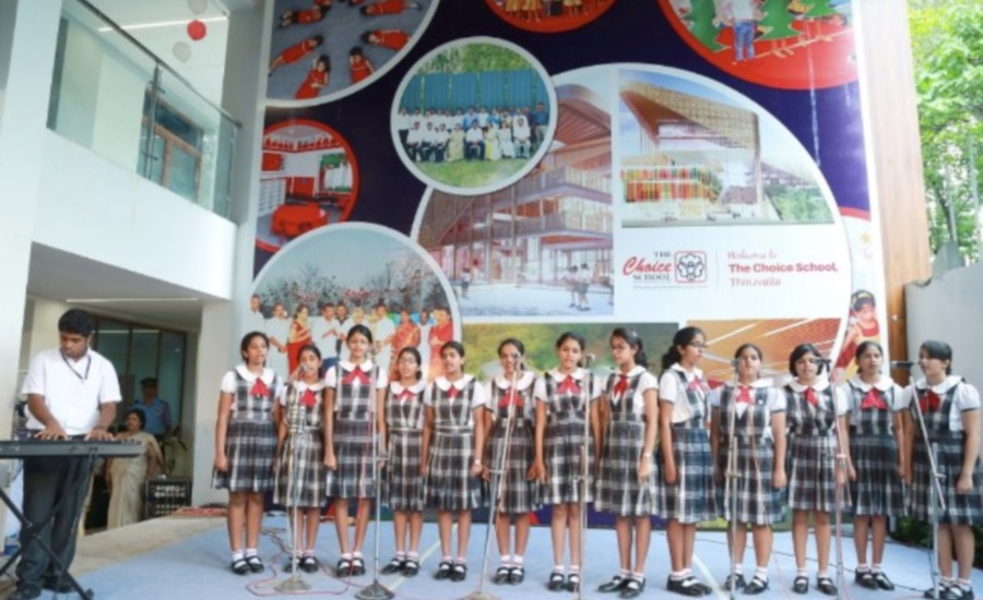 Choice School Opens First Phase In India 2016 07 08