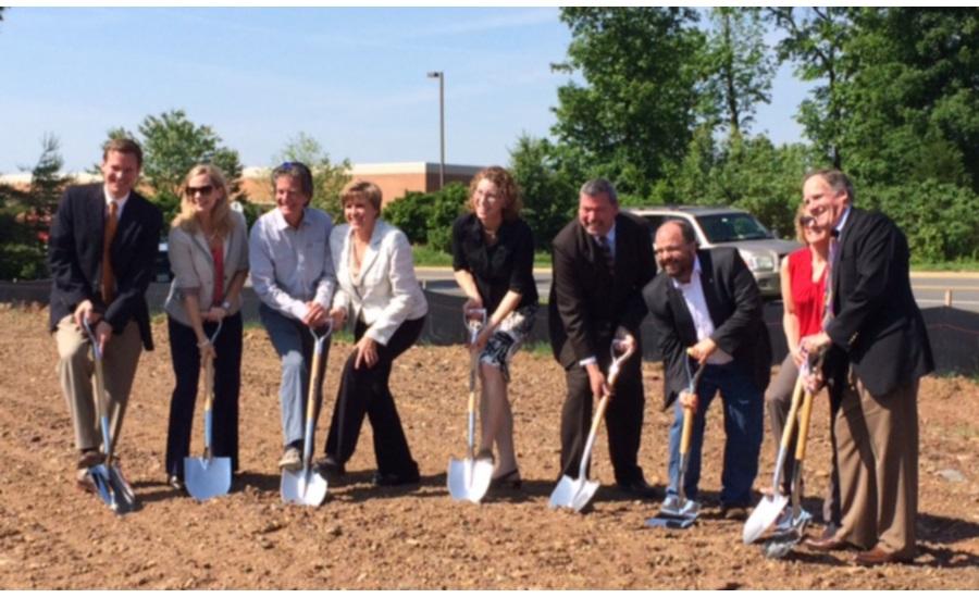 Buchanan Partners Breaks Ground On Berkleynet Center