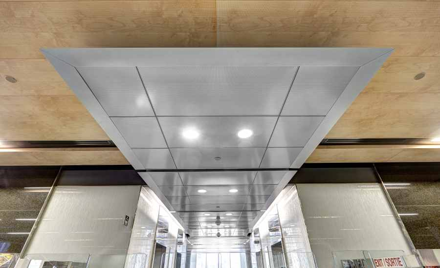 Rockfon Presents Designing With Metal Ceilings Course 2017 01 24