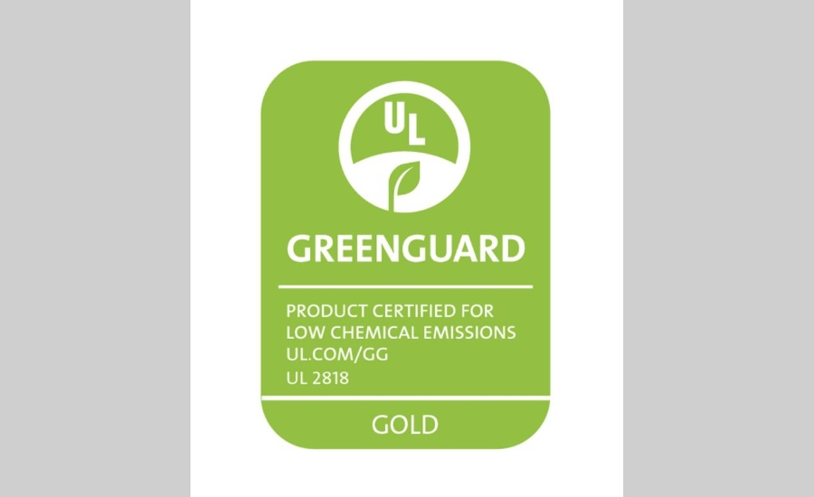 Kingspan Achieves Greenguard Gold Certification 2017 10