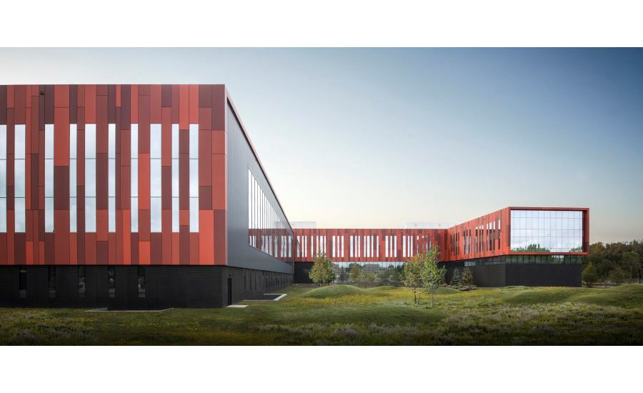 Leo A Daly Receives Dbia Award 2017 11 13 Building