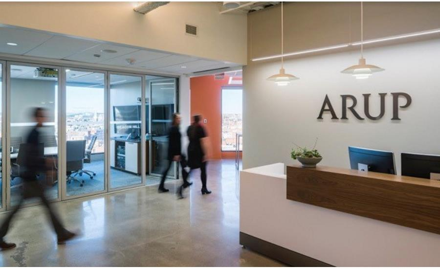 Arup Workplace Wins Award Of Excellence 2017 05 23
