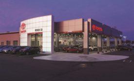 Koch 33 Toyota Dealership