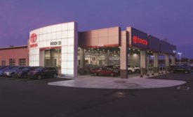 Koch 33 Toyota Dealership