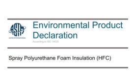 Spray Polyurethane Foam