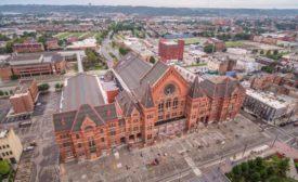 The Cincinnati Music Hall