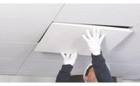 Rockfon ceiling panels