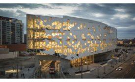 Calgary Central Library, Calgary, Alberta, Canada