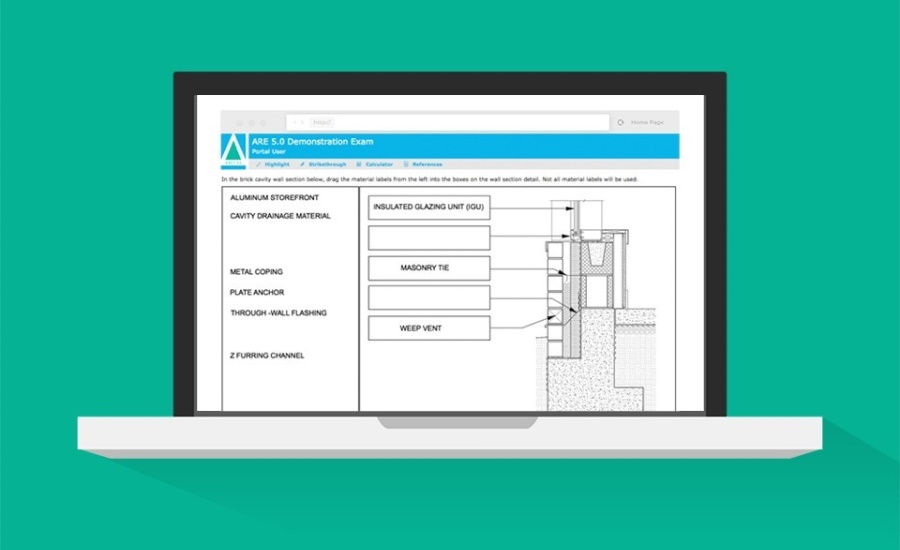 Ncarb launches are 5 0 2016 11 01 building enclosure for Ncarb