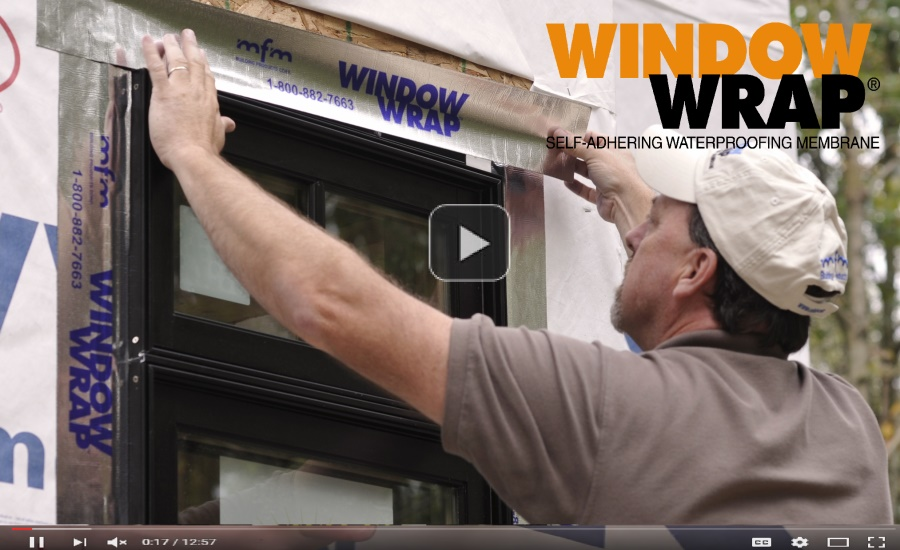 Mfm Building Products Issues Instructional Video
