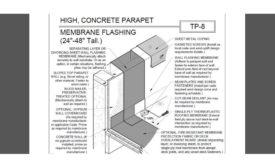 Membrane Flashing