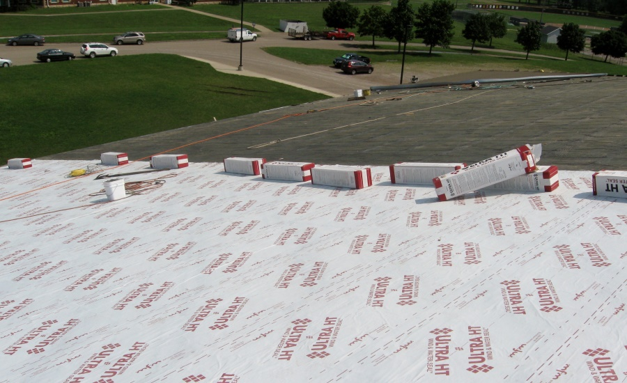 Roofing Underlayment | 2016-10-27 | Building Enclosure