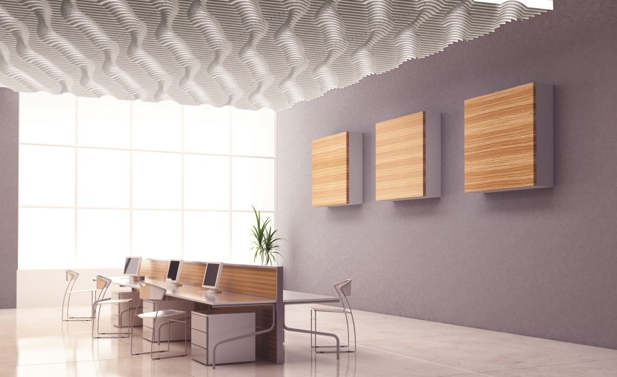 Dynamic Acoustic Ceiling Treatments 2016 02 03