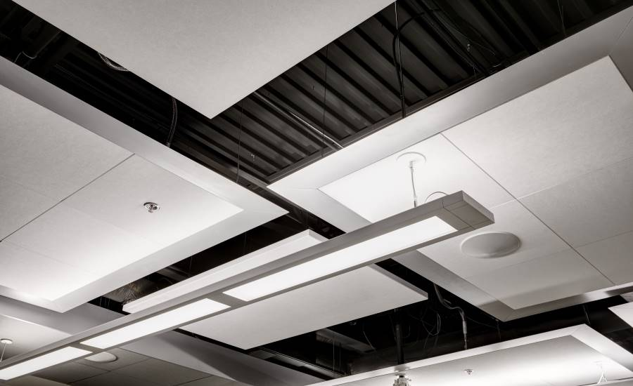 Acoustical Ceiling Suspension Systems