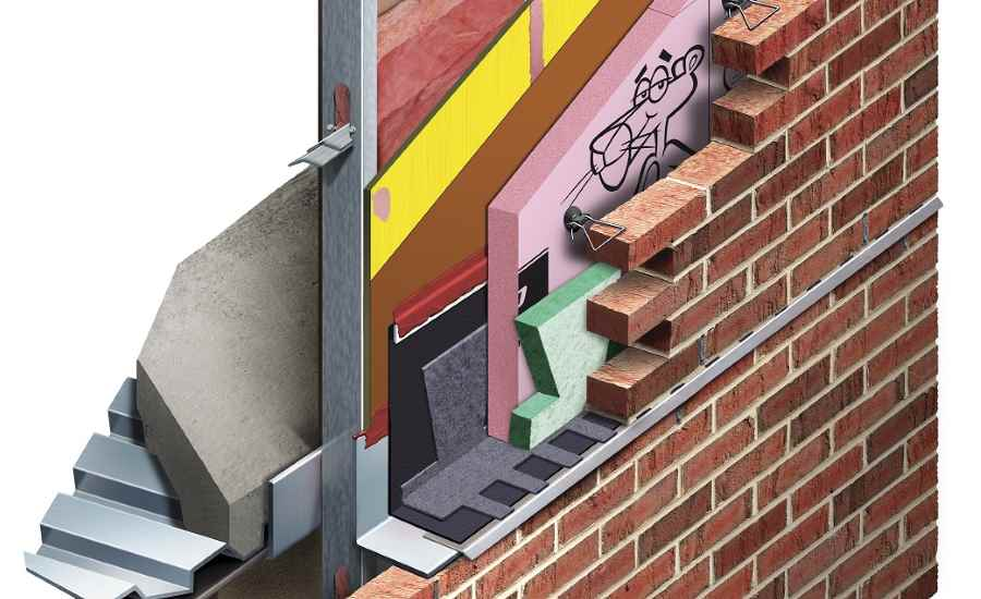 Comprehensive Cavity Wall System 2017 04 25 Building