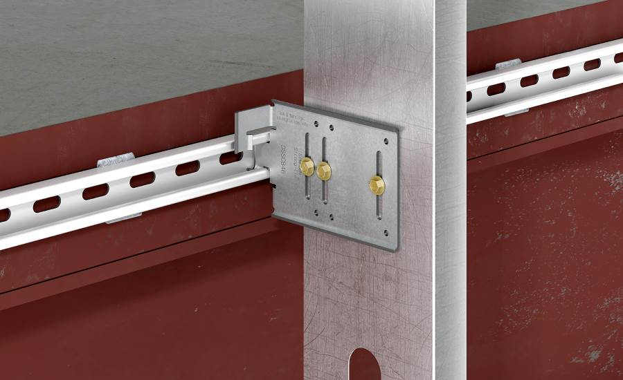 Simplify Installation in Cold-Formed Steel Construction