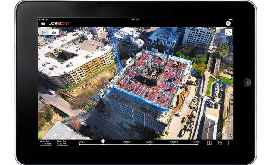 Drones Enabling Digitization in Construction
