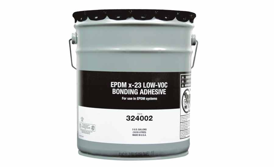 Low-VOC Bonding Adhesive