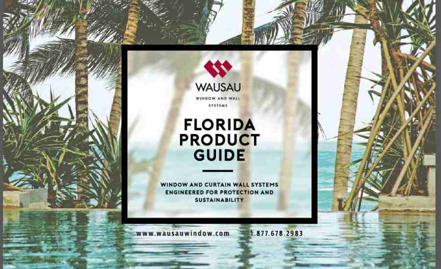 Florida Product Guide: Window and Curtainwall Systems 3