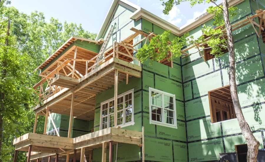 Housewrap Sheathing System 2018 03 21 Building Enclosure