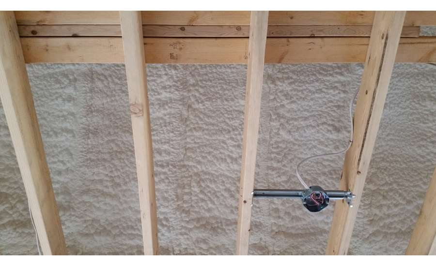 High Yield Spray Foam