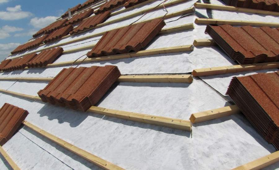 High Temperature Roofing Underlayment 2019 01 18