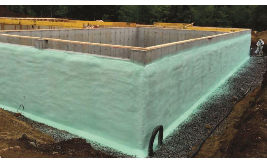 Spray Foam Insulation Mitigates Risk Of Radon 2019 02 08