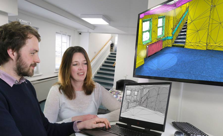 Laser Scanning Software