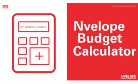 Nvelope Budget Calculator