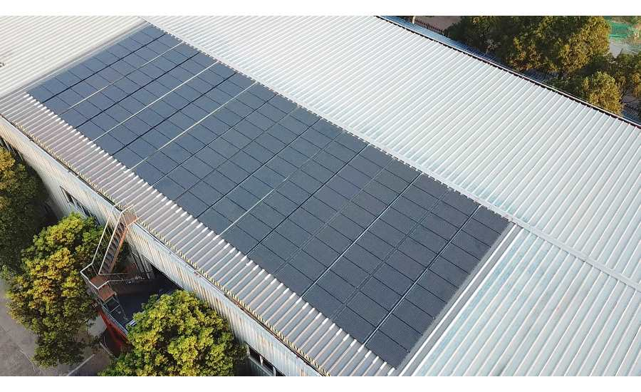 Metal Roof Solar Solution