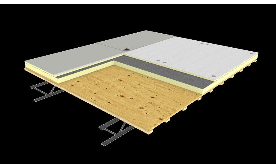 Polyiso Roof Coverboard 2020 04 13 Building Enclosure