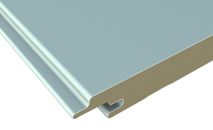 Non-Embossed Insulated Metal Panel