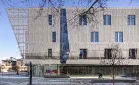 Wentworth Institute of Technology Center