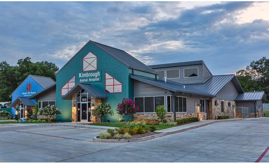 Animal Hospital Is Reborn With Rural Appeal 2019 07 17 Building Enclosure