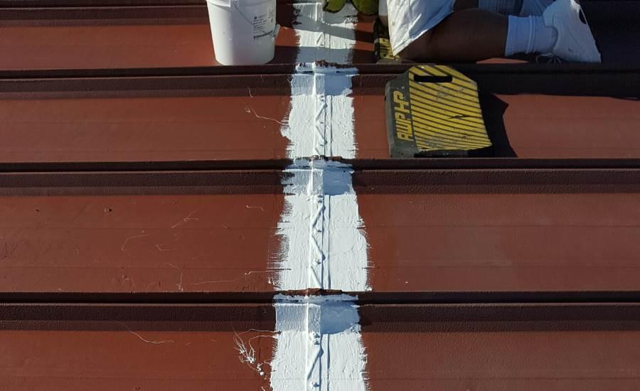 Solving Leaks On Low Slope Metal Roofs 2017 03 22 Building Enclosure