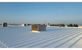 silicone roofing