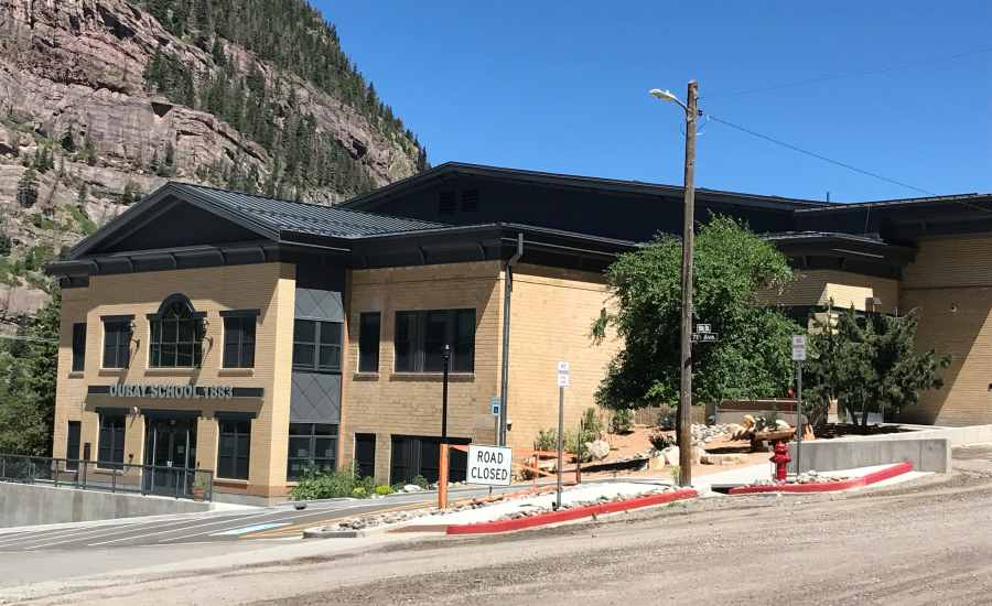 Ouray School 3
