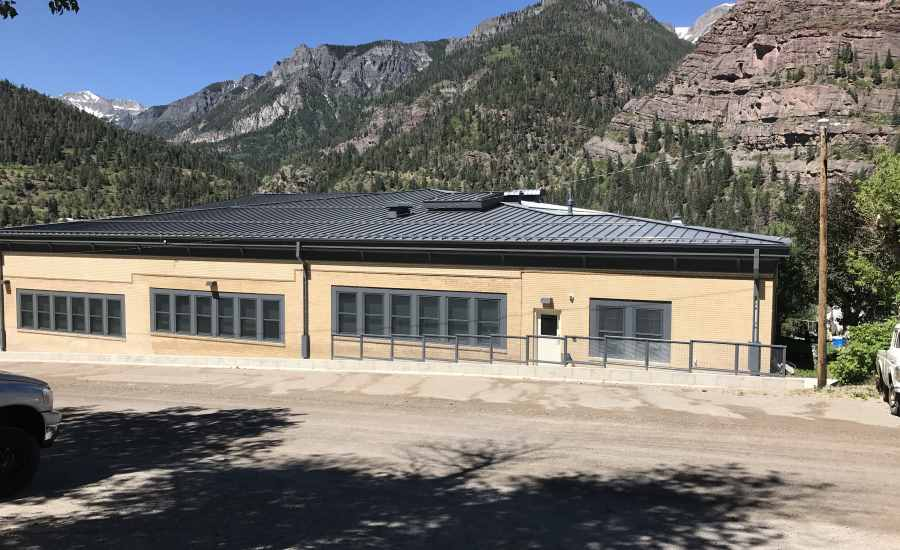 Ouray School 2