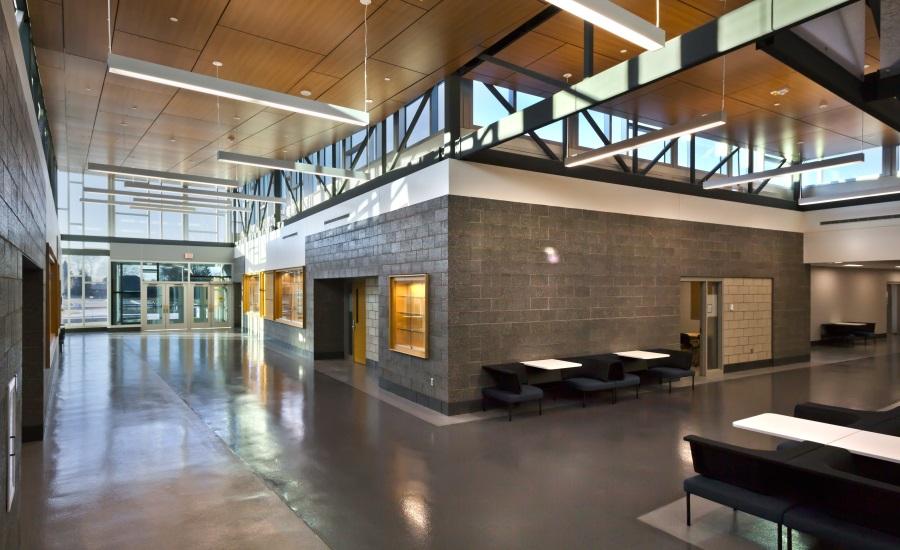 National Guard Training Facility Meets Sustainability