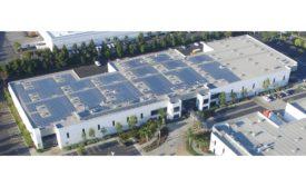Mitsubishi Solar Project
