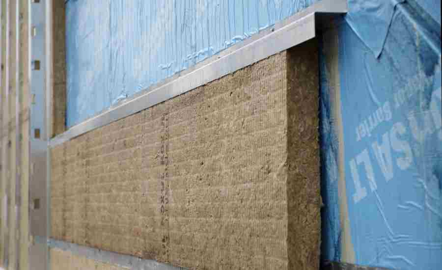 Increased energy performance amid stricter building codes for Roxul insulation r value