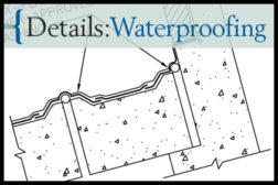 Details Waterproofing