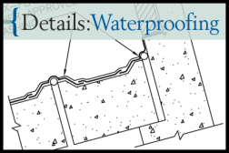 Waterproofing Details