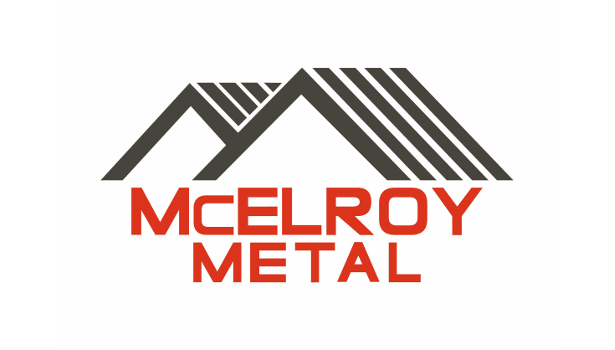 McElroy Metal 50th anniversary new logo