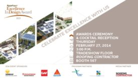 RoofPoint Excellence in Design Awards