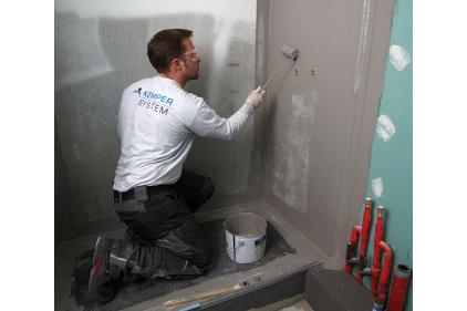 KEMPEROL Waterproofing Membrane System