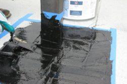 Liquid Roofing Mastic