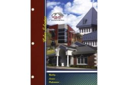 McElroy Metal architectural colors chart